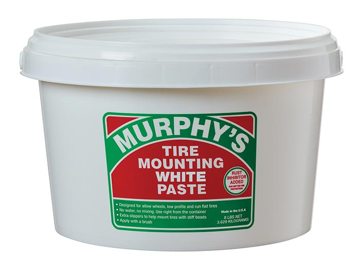 Jtm Products Inc Murphy S Euro White Tire Mounting Paste